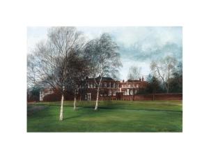 Blackheath, Kent, Watercolour Painting, Alan Percy Walker