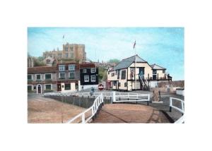 Bleak House, Tartar Frigate & Harbour Master's Office - Broadstairs - © Alan Percy Walker