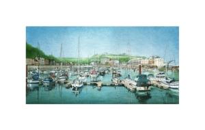 Dover Marina, Kent - © Alan Percy Walker