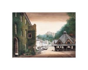 Dunster, Cornwall - Alan Percy Walker