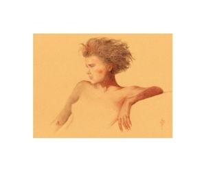 Figure: Head and Shoulders - Alan Percy Walker