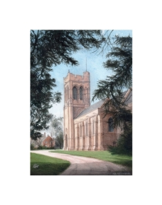 Parish Church, Woburn - Alan Percy Walker