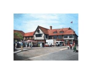 Sandwich, Kent - © Alan Percy Walker