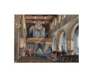 St. David's Cathedral (interior) - © Alan Percy Walker