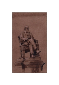 Statue of Charles Darwin, Shrewsbury - Alan Percy Walker