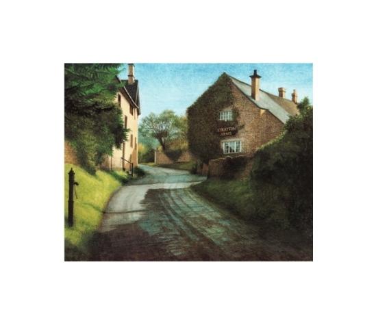 Stratton Arms, Turweston, Buckinghamshire