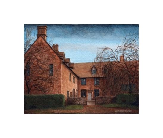 Sulgrave Manor - Alan Percy Walker