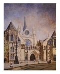 The Royal Courts of Justice, The Strand